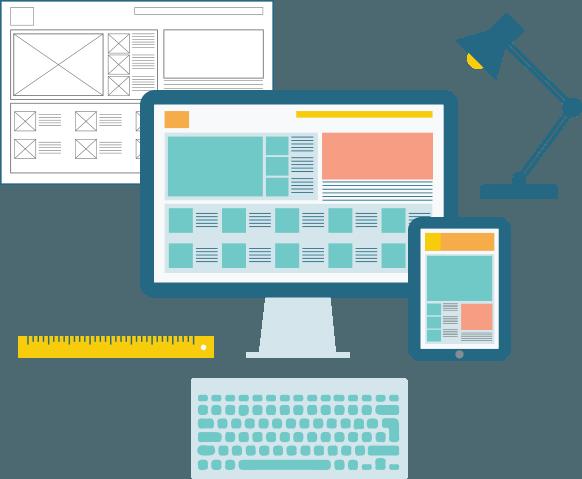 Back e Front End Web Designing